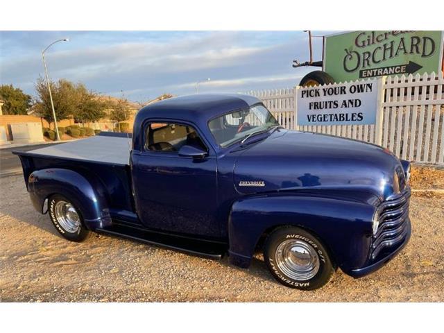 1953 Chevrolet 3600 (CC-1441066) for sale in Cadillac, Michigan