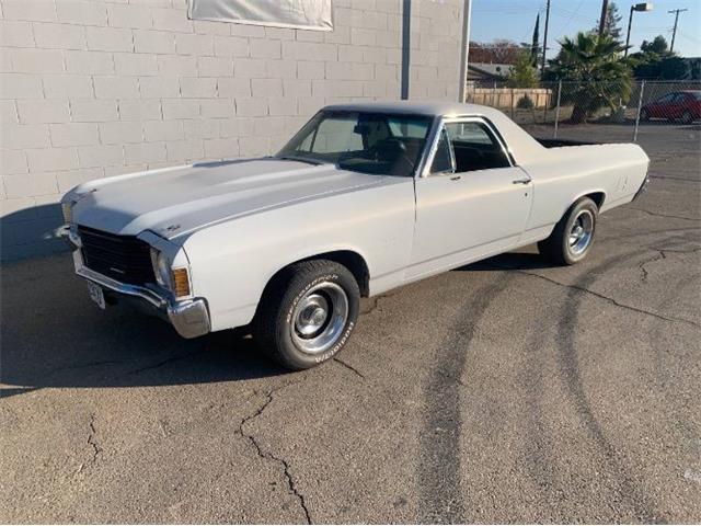 1972 Chevrolet El Camino (CC-1441069) for sale in Cadillac, Michigan