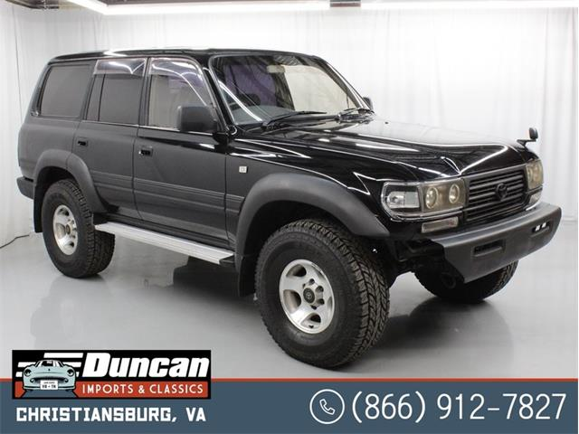 1994 Toyota Land Cruiser FJ (CC-1440107) for sale in Christiansburg, Virginia