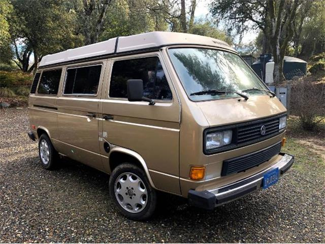 1986 Volkswagen Westfalia Camper (CC-1441080) for sale in Cadillac, Michigan