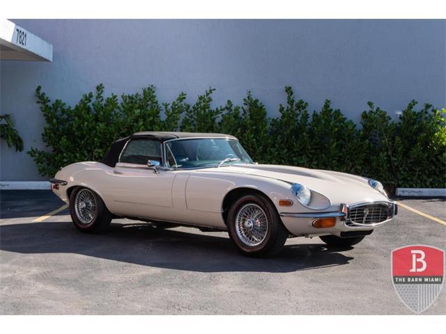 1972 Jaguar E-Type (CC-1441096) for sale in Miami, Florida