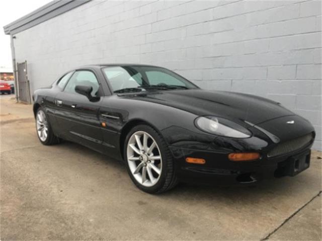 1998 Aston Martin DB7 (CC-1441097) for sale in Astoria, New York