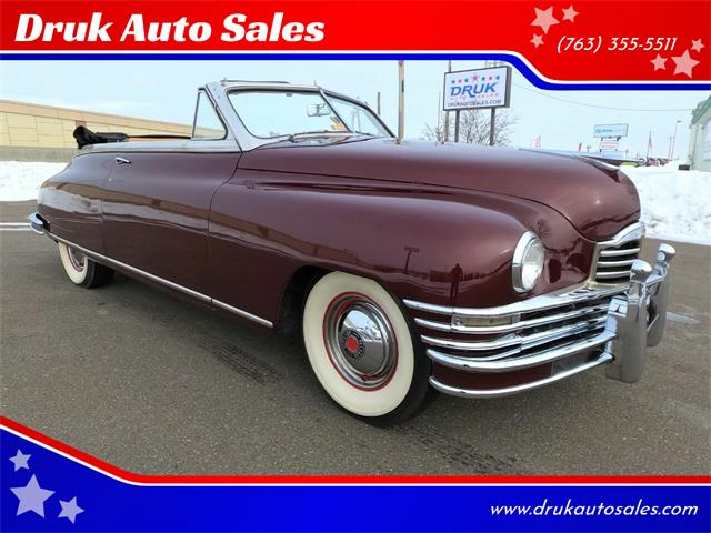 1948 Packard Super 8 Victoria (CC-1441099) for sale in Ramsey, Minnesota