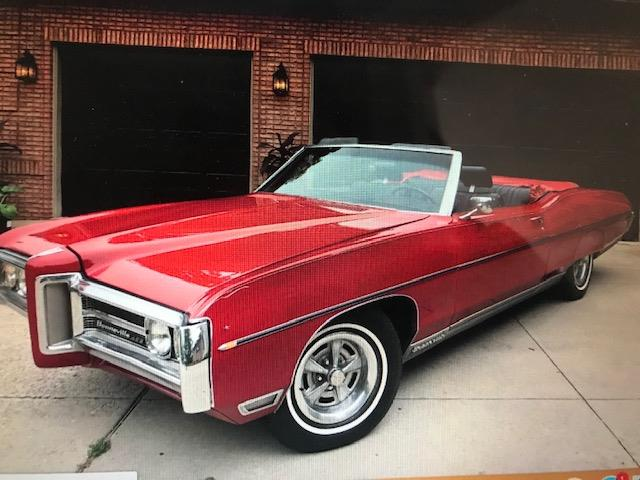 1969 Pontiac Bonneville (CC-1440011) for sale in Palm Springs, California