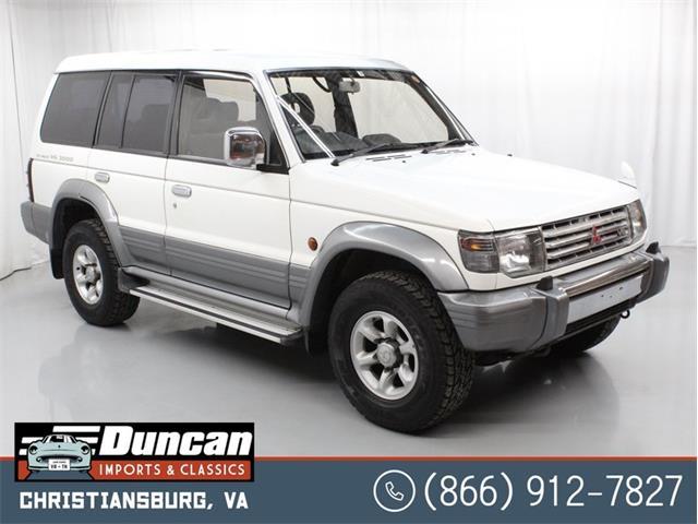 1993 Mitsubishi Pajero (CC-1440110) for sale in Christiansburg, Virginia
