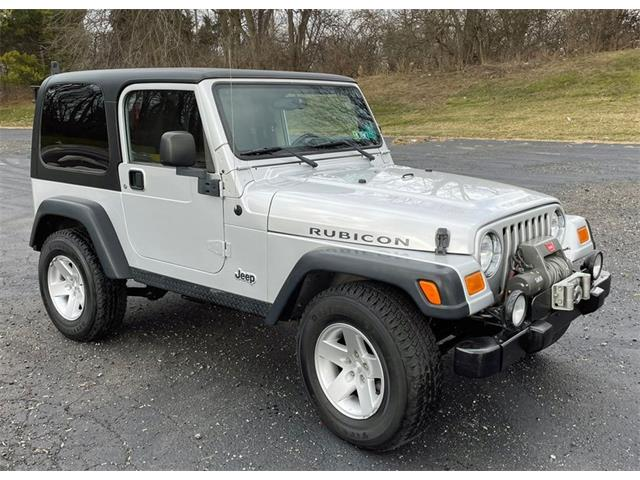 2004 Jeep Wrangler (CC-1441109) for sale in West Chester, Pennsylvania