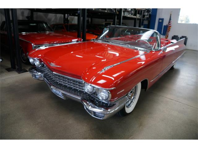 1960 Cadillac Series 62 (CC-1441112) for sale in Torrance, California
