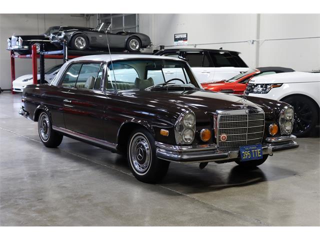 1971 Mercedes-Benz 280SE (CC-1441118) for sale in San Carlos, California