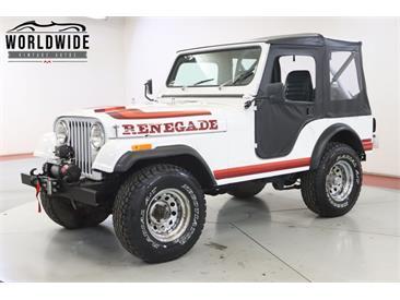 1976 Jeep CJ (CC-1440112) for sale in Denver , Colorado
