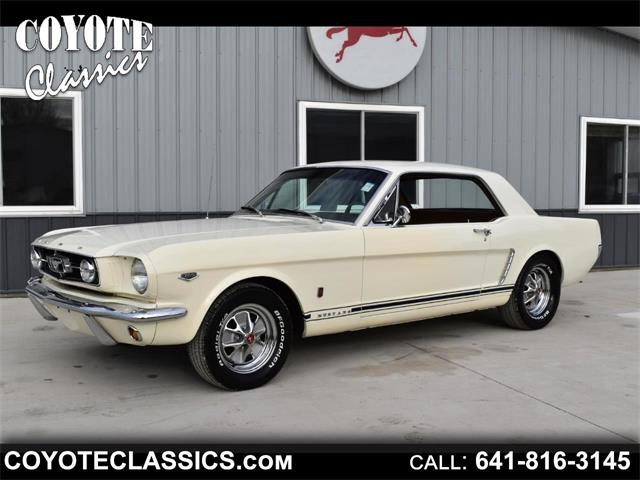 1965 Ford Mustang (CC-1441121) for sale in Greene, Iowa
