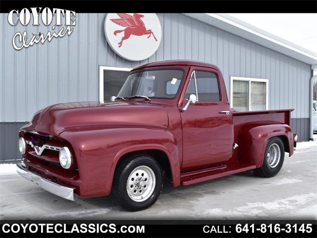 1955 Ford F100 (CC-1441128) for sale in Greene, Iowa