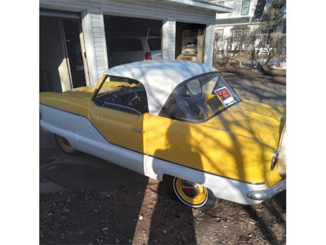 1958 Nash Metropolitan (CC-1441134) for sale in Cornelius, North Carolina