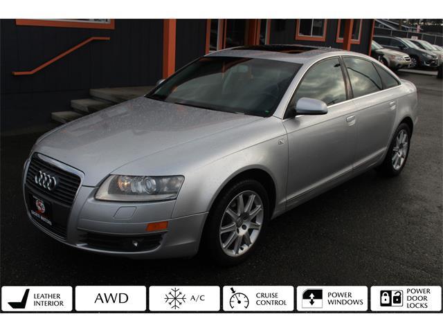 2005 Audi A6 (CC-1441137) for sale in Tacoma, Washington