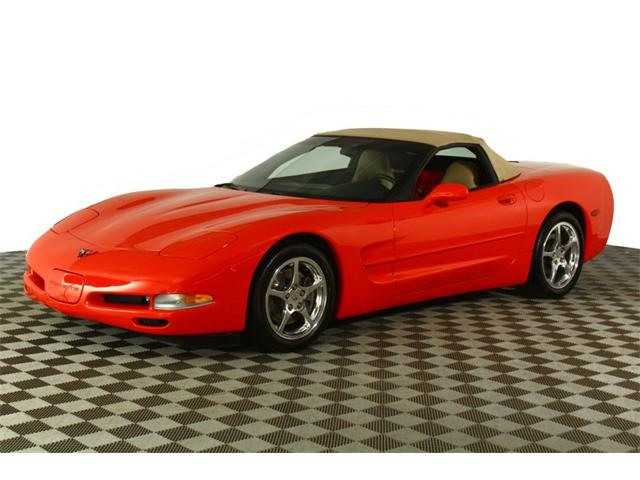 1998 Chevrolet Corvette (CC-1441138) for sale in Elyria, Ohio