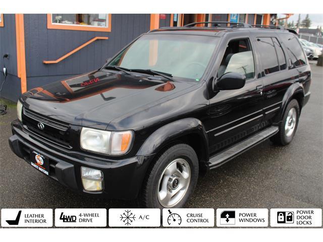 2000 Infiniti QX4 (CC-1441139) for sale in Tacoma, Washington