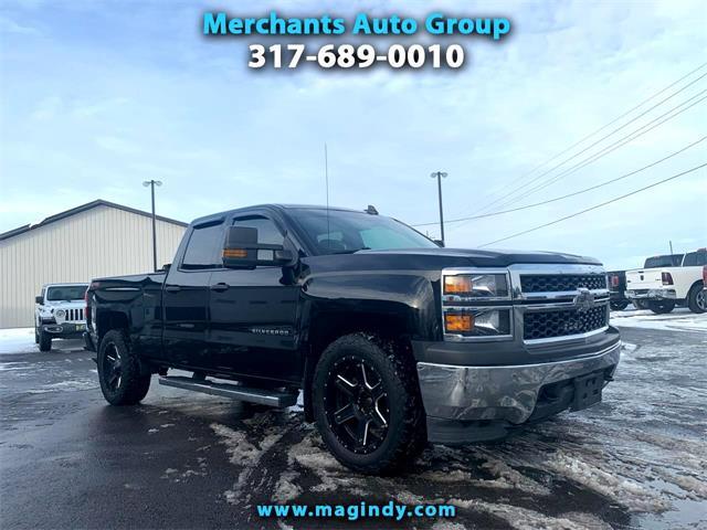 2015 Chevrolet Silverado (CC-1441145) for sale in Cicero, Indiana