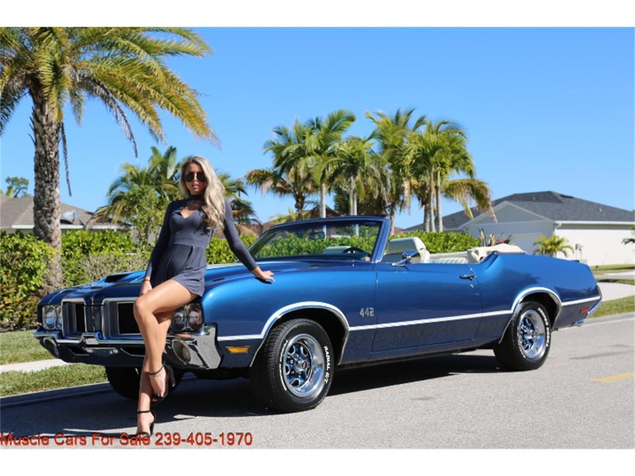 1971 Oldsmobile 442 (CC-1441152) for sale in Fort Myers, Florida