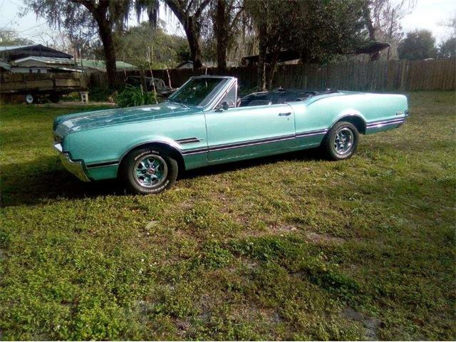 1966 Oldsmobile 442 (CC-1441157) for sale in Lakeland, Florida