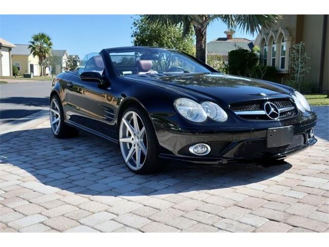 2007 Mercedes-Benz SL550 (CC-1441171) for sale in Lakeland, Florida