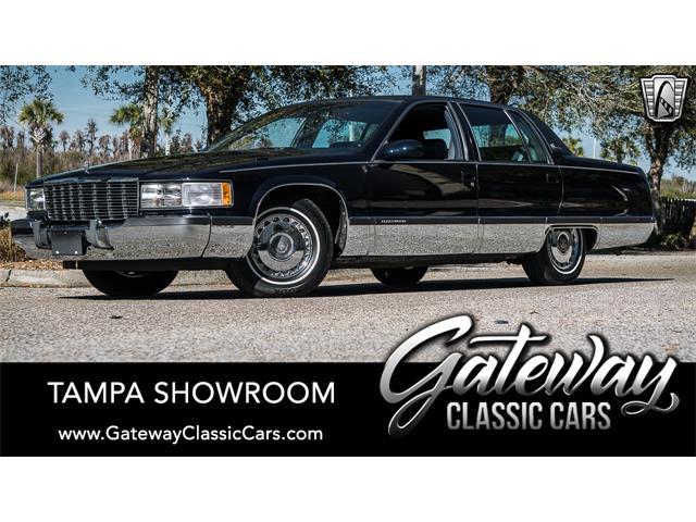 1995 Cadillac Fleetwood (CC-1441183) for sale in O'Fallon, Illinois