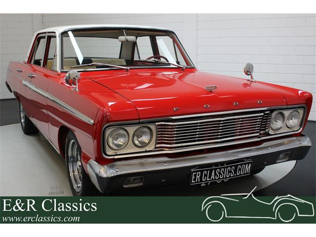 1965 Ford Fairlane 500 (CC-1441185) for sale in Waalwijk, Noord Brabant