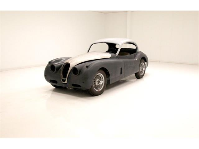 1957 Jaguar XK140 (CC-1440121) for sale in Morgantown, Pennsylvania