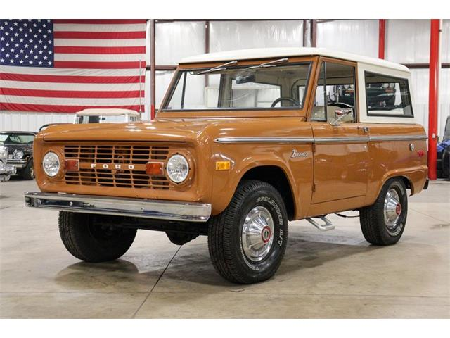 1975 Ford Bronco (CC-1441245) for sale in Kentwood, Michigan