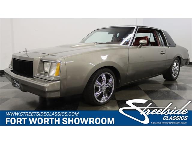 1978 Buick Regal (CC-1441255) for sale in Ft Worth, Texas