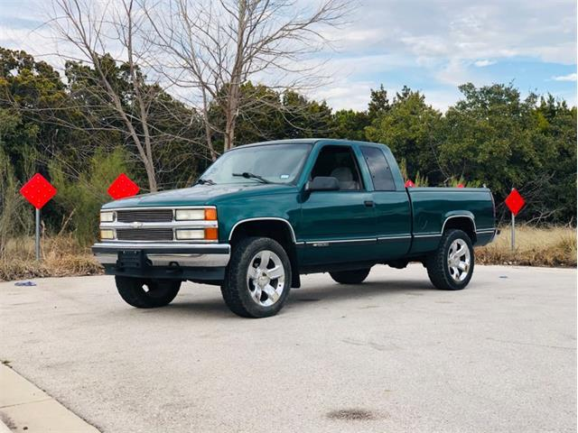 1998 Chevrolet Silverado (CC-1441271) for sale in Greensboro, North Carolina