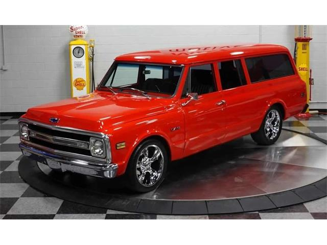 1970 Chevrolet Suburban (CC-1441273) for sale in Greensboro, North Carolina