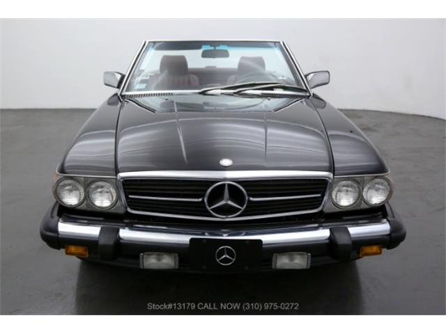 1986 Mercedes-Benz 560SL (CC-1441274) for sale in Beverly Hills, California