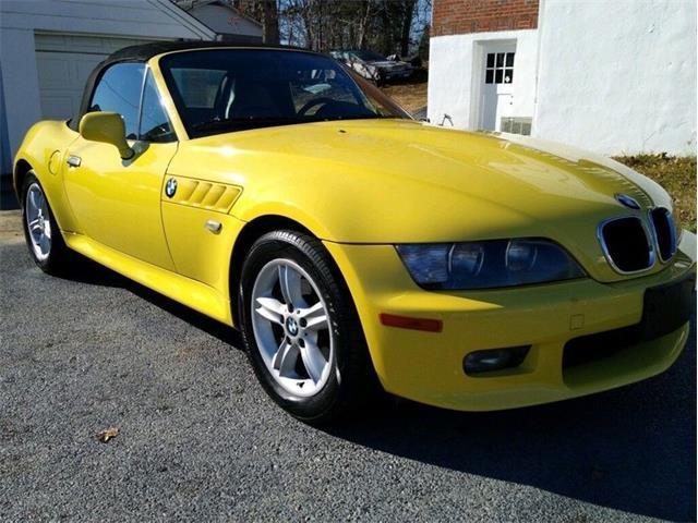 2001 BMW Z3 (CC-1441280) for sale in Greensboro, North Carolina