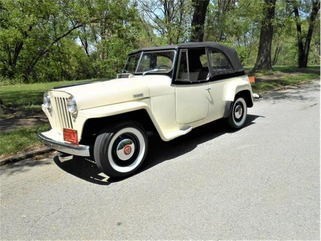 1949 Willys-Overland Jeepster (CC-1441286) for sale in Greensboro, North Carolina