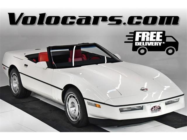 1986 Chevrolet Corvette (CC-1441293) for sale in Volo, Illinois