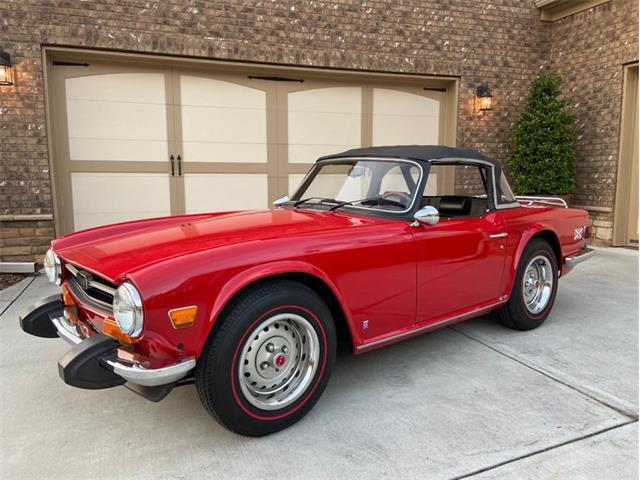1974 Triumph TR6 (CC-1441300) for sale in Greensboro, North Carolina