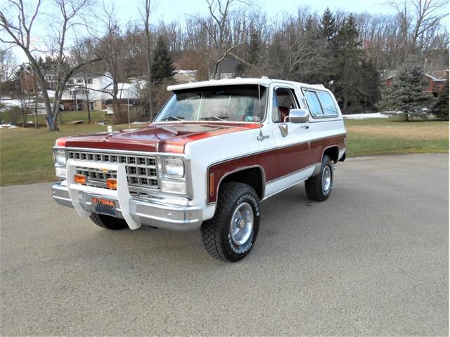 1980 Chevrolet Blazer (CC-1441302) for sale in Greensboro, North Carolina