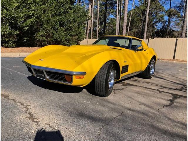 1972 Chevrolet Corvette (CC-1441308) for sale in Greensboro, North Carolina