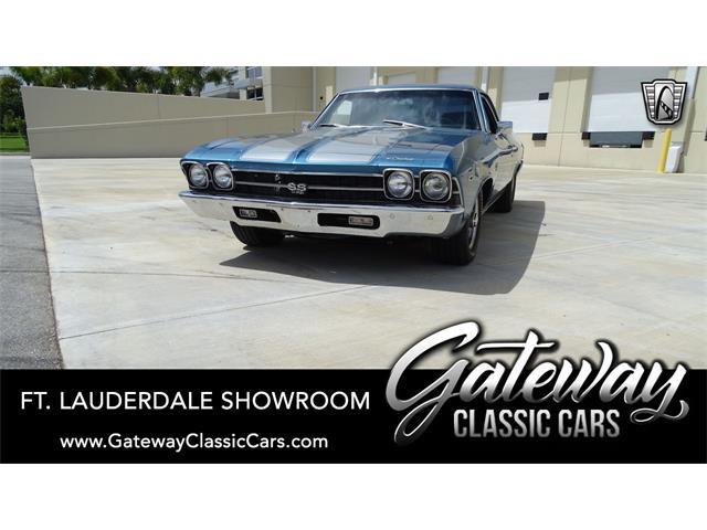 1969 Chevrolet El Camino (CC-1441311) for sale in O'Fallon, Illinois