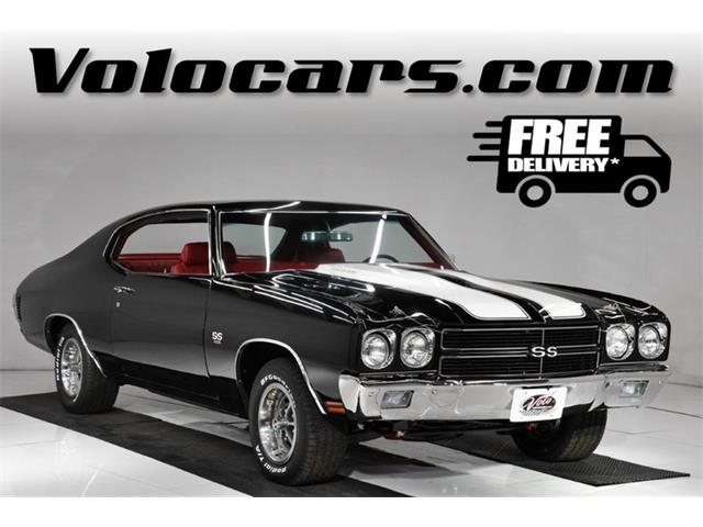 1970 Chevrolet Chevelle (CC-1440132) for sale in Volo, Illinois