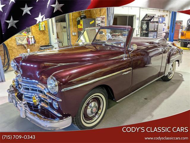 1949 Dodge Wayfarer (CC-1441328) for sale in Stanley, Wisconsin