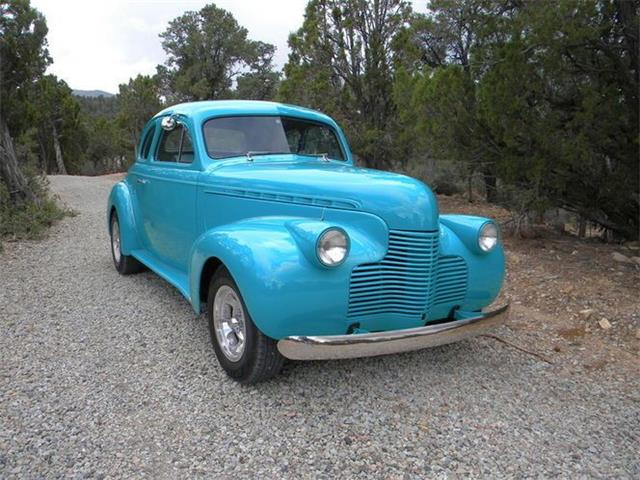 1940 Chevrolet Business Coupe (CC-1441333) for sale in Cadillac, Michigan