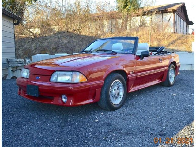 1989 Ford Mustang (CC-1441341) for sale in Cadillac, Michigan
