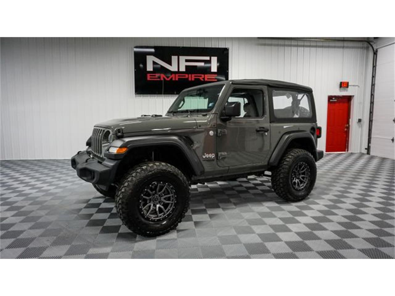 2021 Jeep Wrangler (CC-1441344) for sale in North East, Pennsylvania