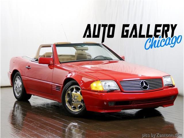 1990 Mercedes-Benz 300SL (CC-1441352) for sale in Addison, Illinois