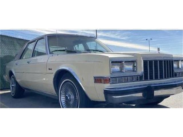 1980 Dodge Diplomat (CC-1441355) for sale in Cadillac, Michigan