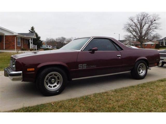 1982 Chevrolet El Camino (CC-1441359) for sale in Cadillac, Michigan