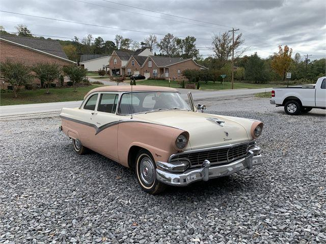 1956 Ford Fairlane (CC-1441364) for sale in Cadillac, Michigan