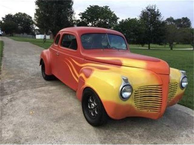 1941 Plymouth Coupe (CC-1441366) for sale in Cadillac, Michigan