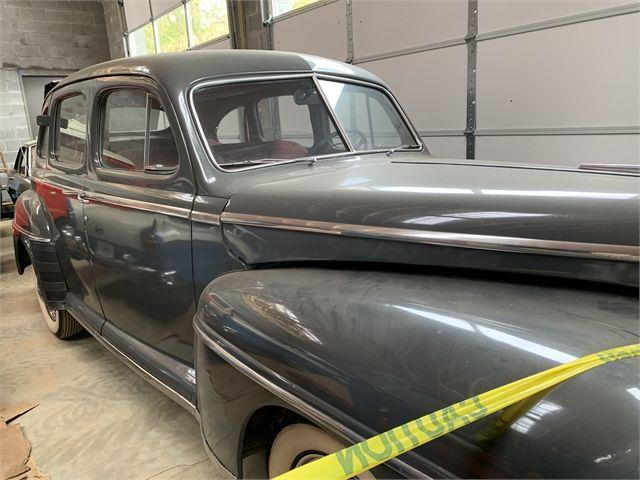 1947 Ford Deluxe (CC-1441369) for sale in Cadillac, Michigan