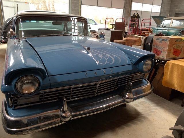 1957 Ford Sedan (CC-1441370) for sale in Cadillac, Michigan